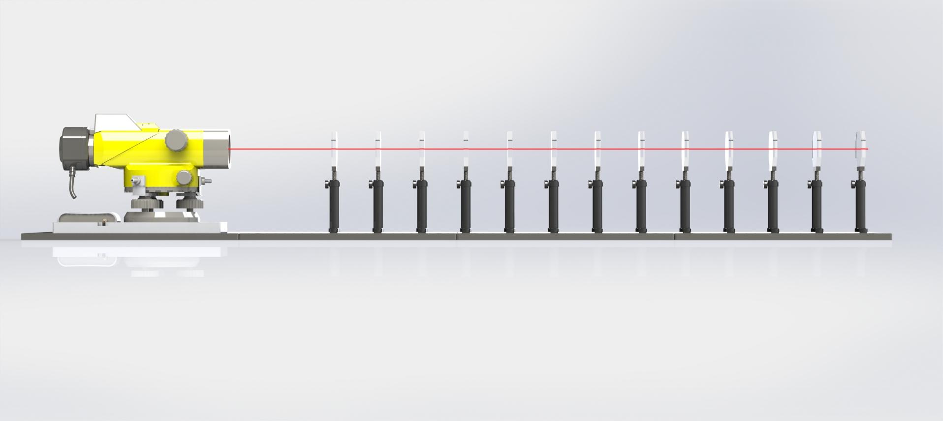 Machinery Alignment Diagram