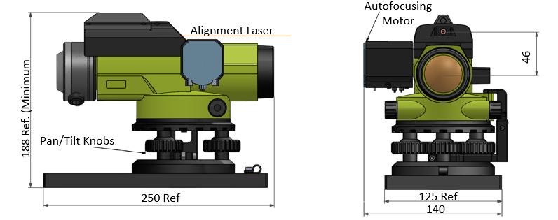 Electronic Autocollimator