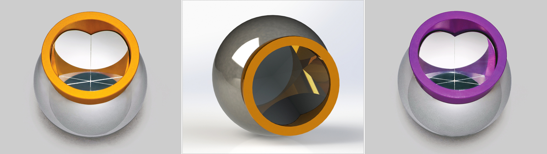 Durable Ball Mounted  Hollow Retroreflectors (DBMRs)_icon